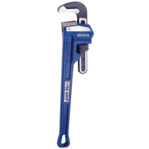 "18"" CAST IRON PIPE WRENCH VISEGRIP PIPE WRENCH"