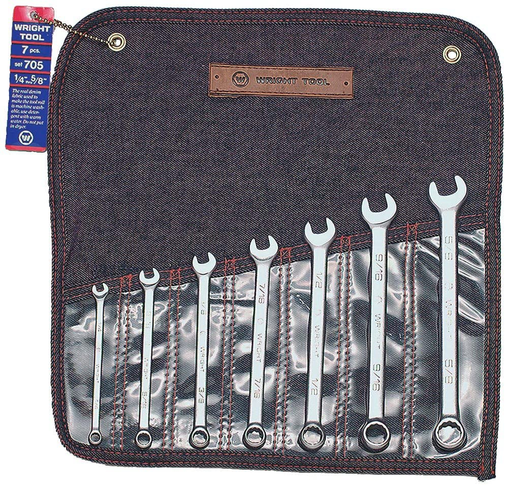 SET 705 7PC COMB WRENCH SET 7 Pc. Combination Wrench Set 1
