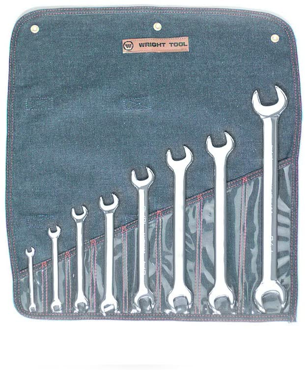 SET 738 8PC OPEN END WRENCH 8 Pc. Open End Wrench Set 1/4
